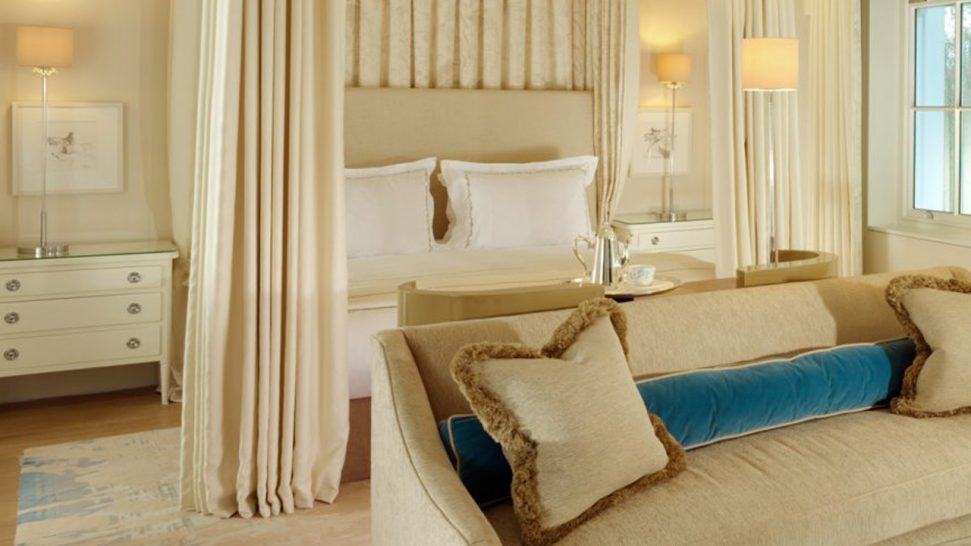 Coworth Park Mansion House Junior Suite