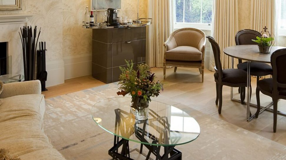 Coworth Park Mansion House Premium Suite