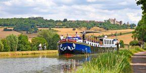 European Waterways, Luxury Hotel Barge Cruises