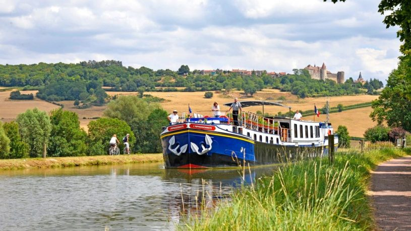 European Waterways Luxury Hotel Barge Cruises