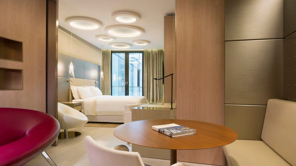 Excelsior Hotel Gallia, Milan Executive Suite, 1 King