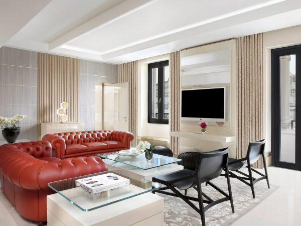 Excelsior Hotel Gallia, Milan Gallia Presidential Suite