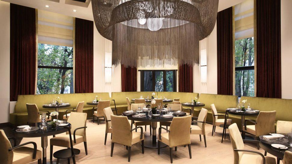 Excelsior Hotel Gallia, Milan Gallia Restaurant