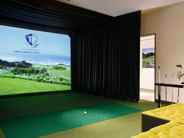 Excelsior Hotel Gallia, Milan Golf