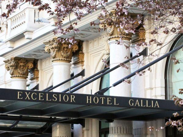 Excelsior Hotel Gallia, Milan Lobby
