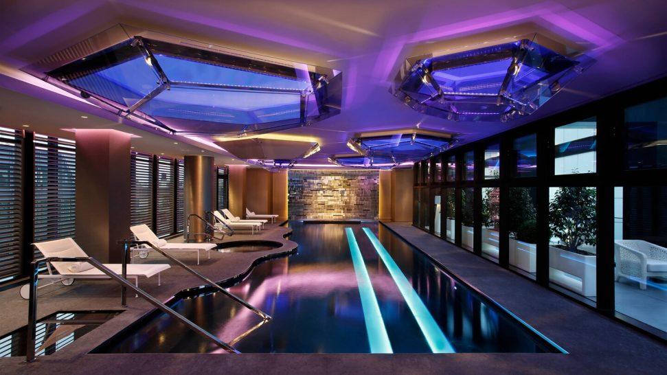 Excelsior Hotel Gallia, Milan Pool