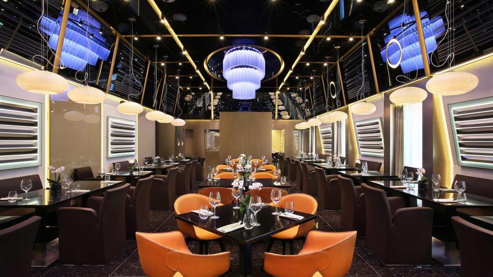 Excelsior Hotel Gallia, Milan Terrazza Gallia Bar & Restaurant