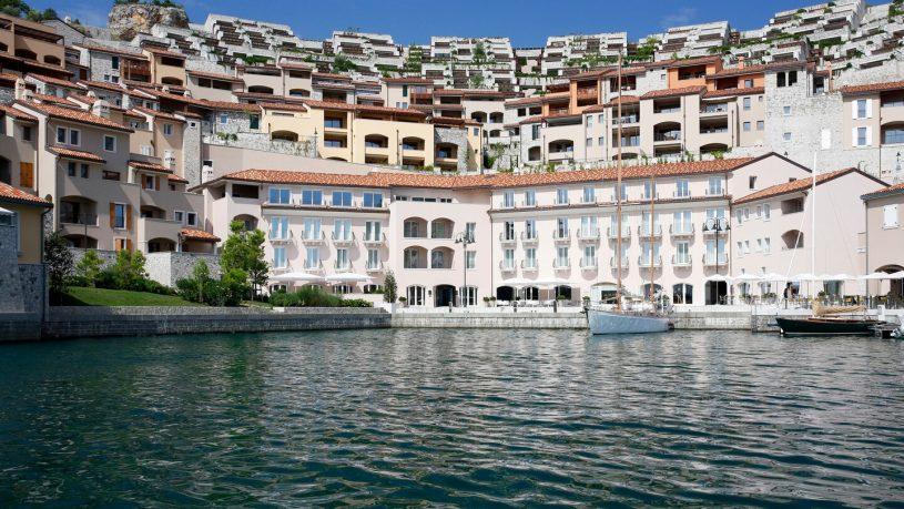 Falisia, a Luxury Collection Resort Portopiccolo Exterior