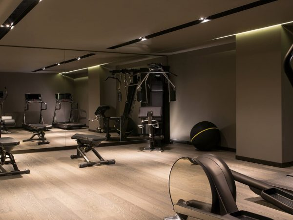 Falisia, a Luxury Collection Resort Portopiccolo Gym