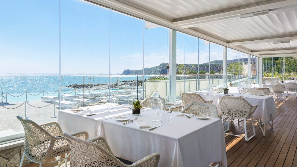 Falisia, a Luxury Collection Resort Portopiccolo Maxi's Restaurant