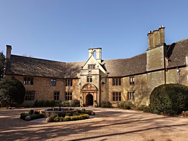 Foxhill Manor Exterior View