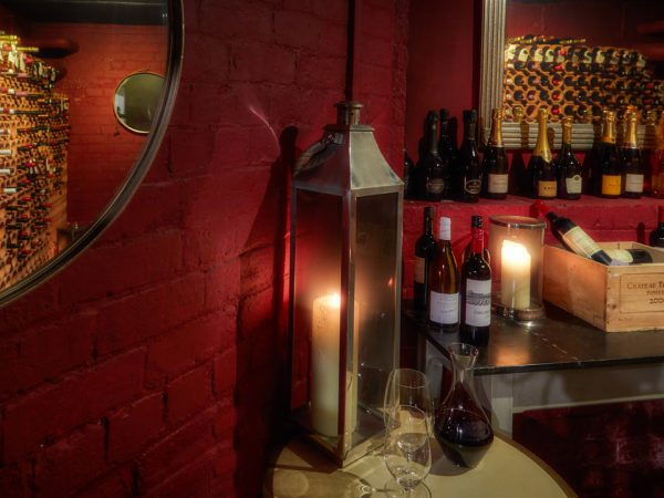 Foxhill Manor Pop Down to the Cellar