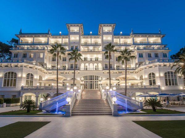 Gran Hotel Miramar Malaga Extwrior View