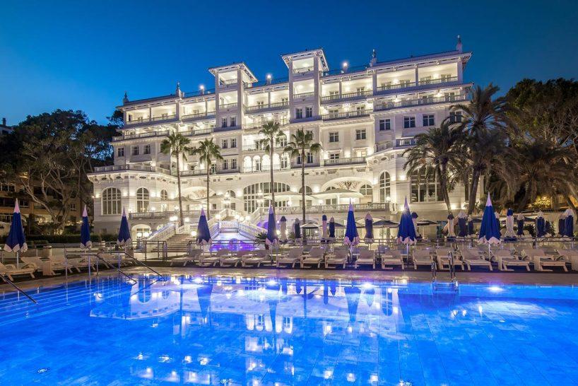 Gran Hotel Miramar Malaga Pool