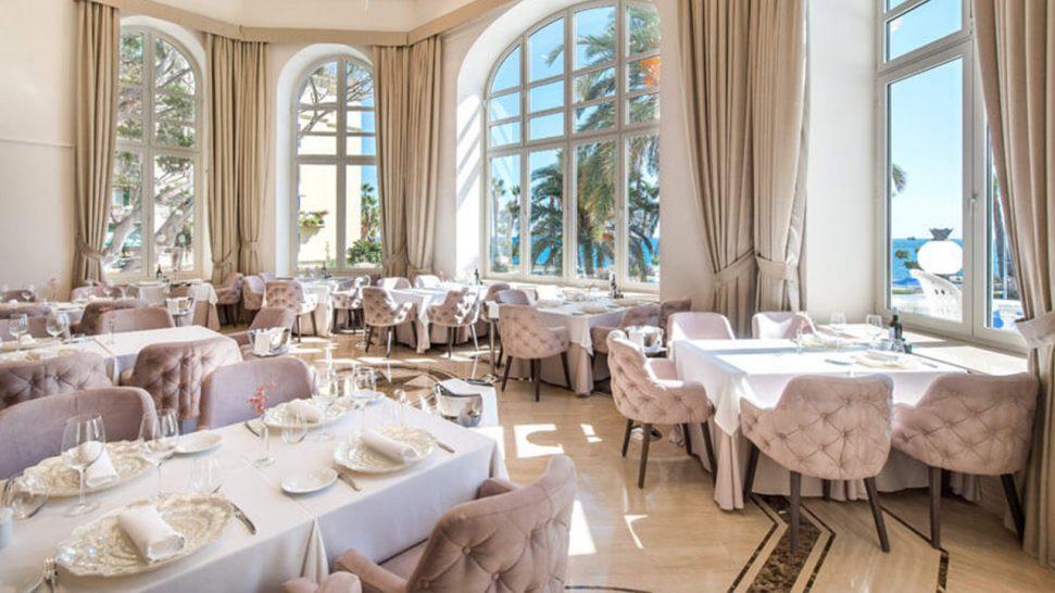 Gran Hotel Miramar M?laga Pr?ncipe De Asturias Restaurant