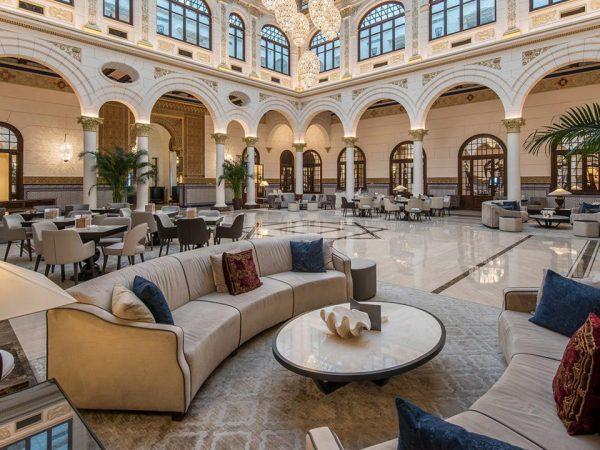Gran Hotel Miramar M?laga The Royal Lounge Coffee & Bar