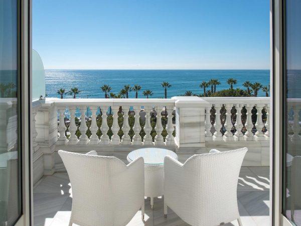 Gran Hotel Miramar Malaga View