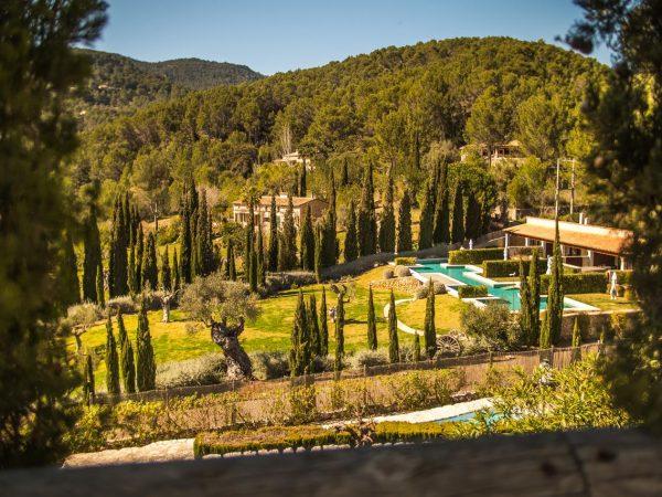Gran Hotel Son Net Ganden View