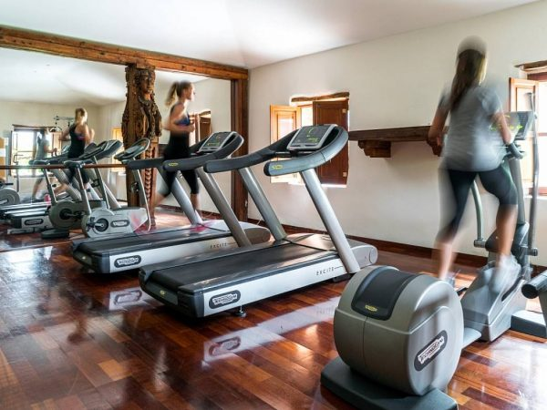 Gran Hotel Son Net gym