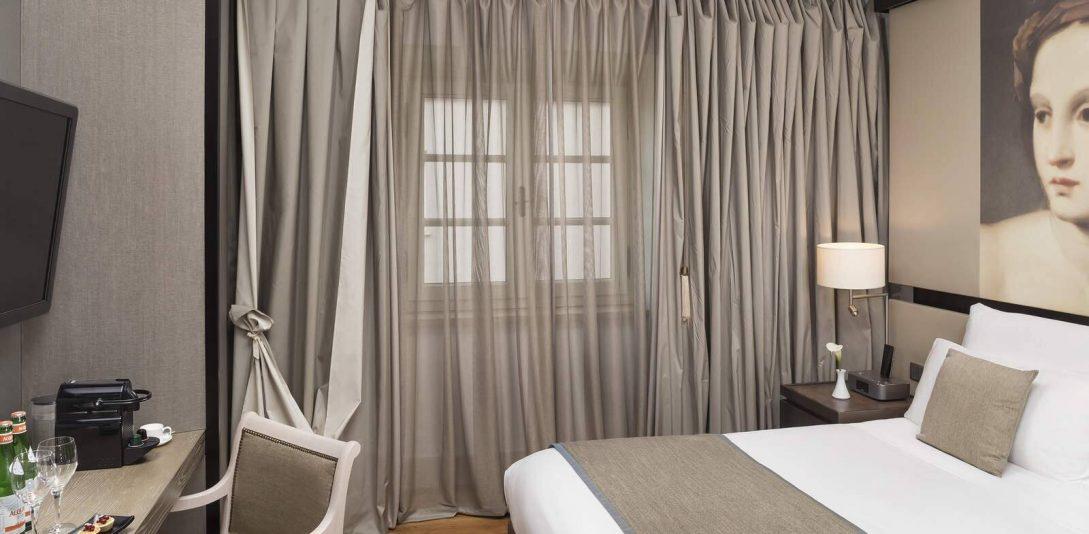 Gran Meli? Rome Deluxe Room
