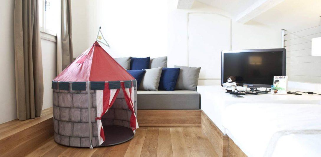 Gran Meli? Rome Family Kids & Co. Room