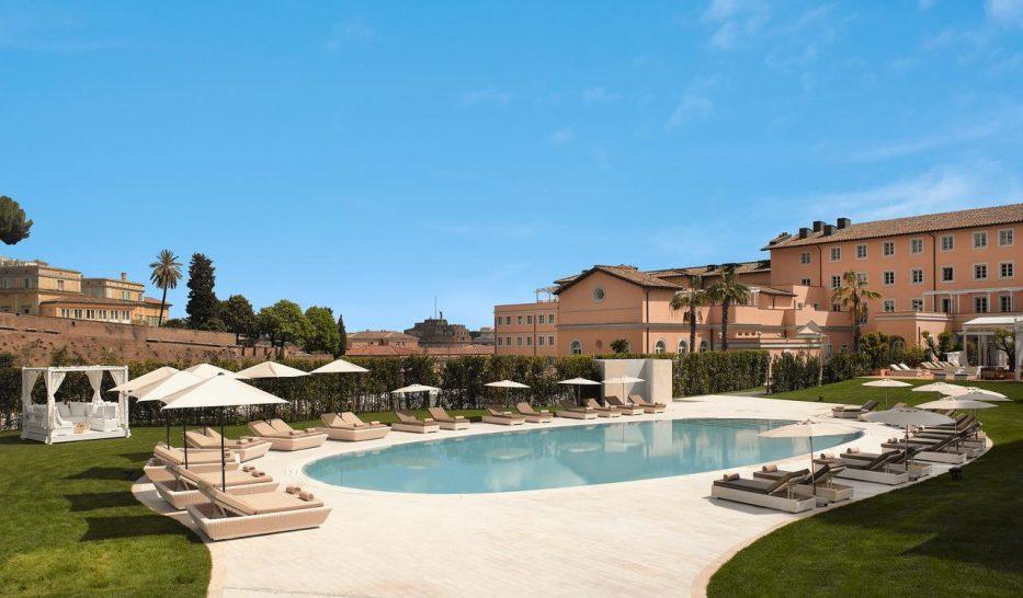 Gran Meli? Rome Outdoor Pool