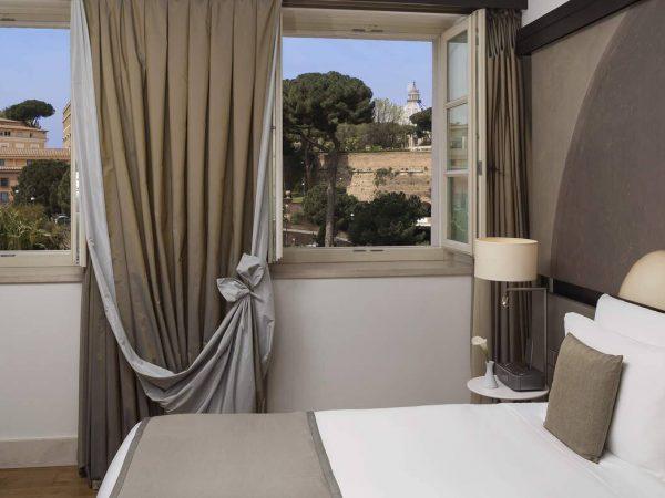 Gran Meli? Rome Premium Room City View