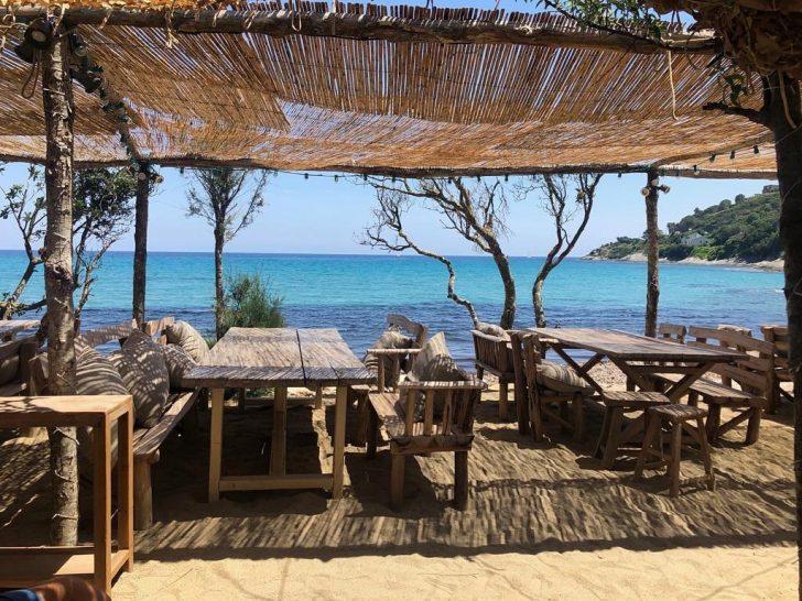 Hotel Misincu Corsica A Spartera Restaurant