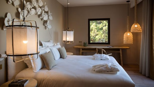 Hotel Misincu Luxury room