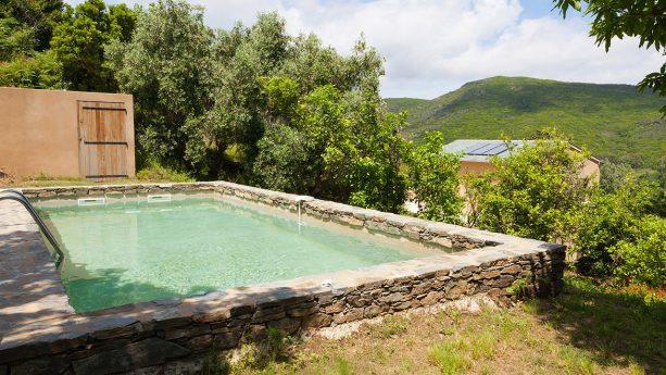 Hotel Misincu Outdoor Pool