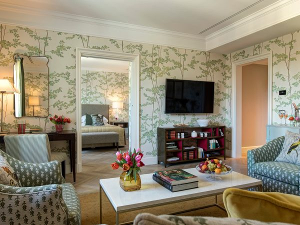 Hotel Savoy Florence Executive Suite