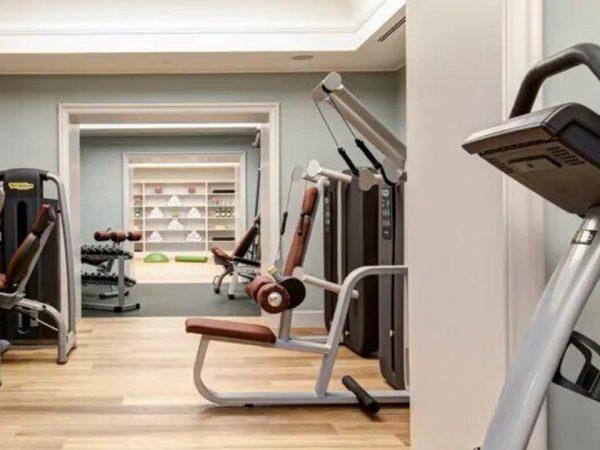 Hotel Savoy Florence Gym