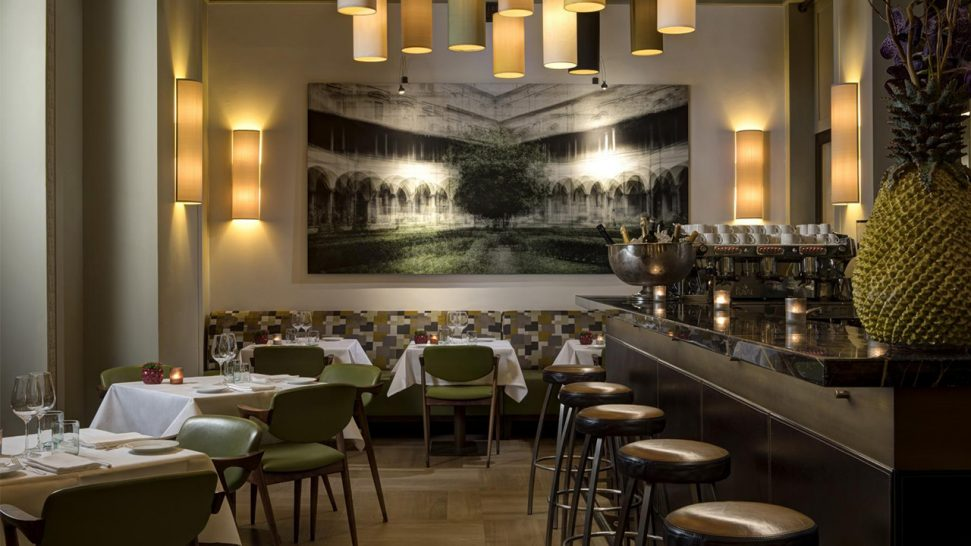Hotel Savoy Florence Irene Bar