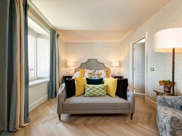 Hotel Savoy Florence Panoramic Suite