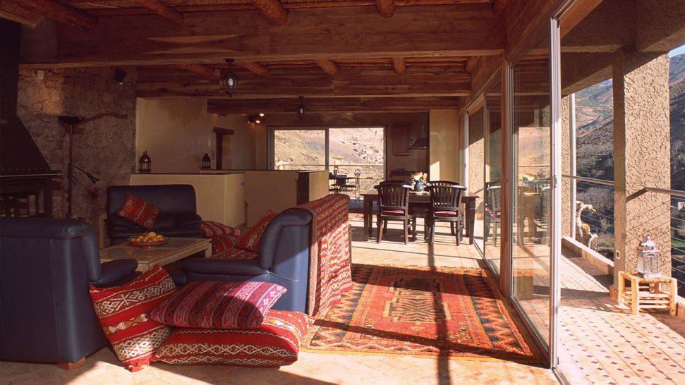 Kasbah du Toubkal Apartment