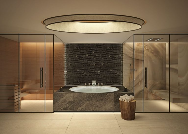 Lefay Resort and Spa Dolomiti Exclusive spa suite