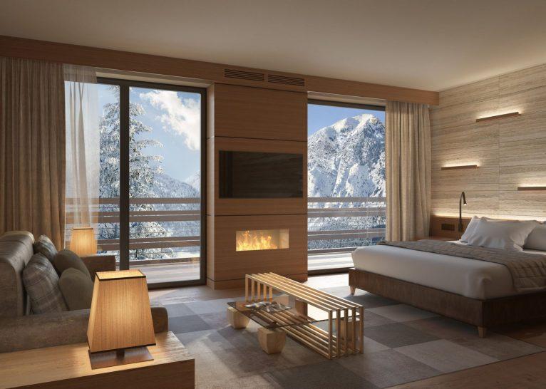 Lefay Resort and Spa Dolomiti Prestige Junior Suite