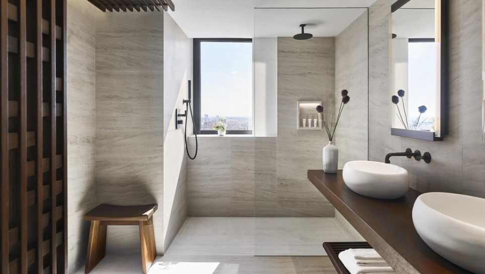 Nobu Hotel Barcelona Bathroom