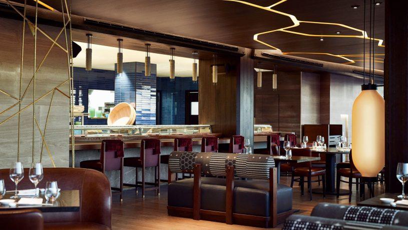 Nobu Hotel Barcelona Restaurant
