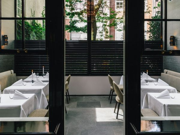 The Dylan Amsterdam Private Dining
