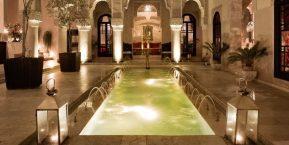 Riad Fes, Morocco