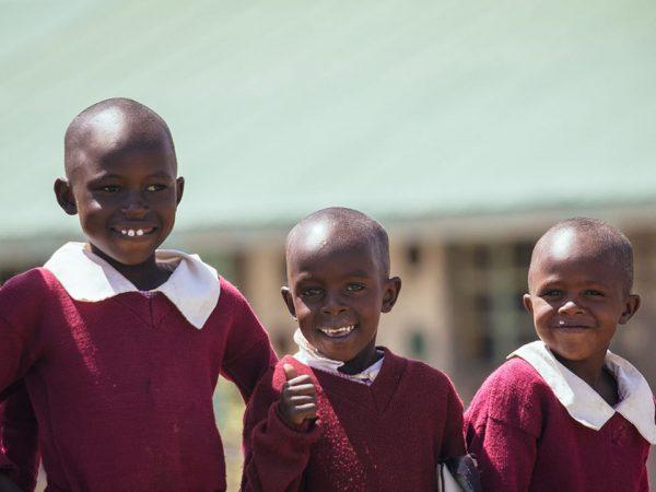 Roving Bushtops Camp Robanda School Visit