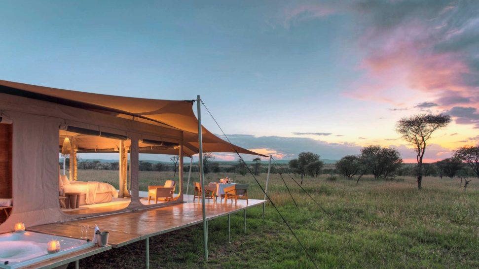 Roving Bushtops Central Serengeti