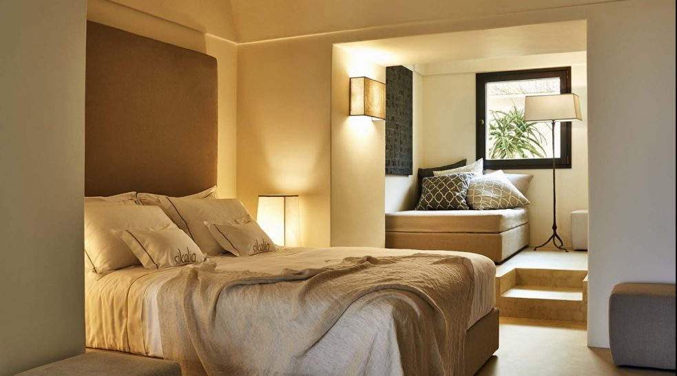 Sikelia Luxury Hotel Executive suite