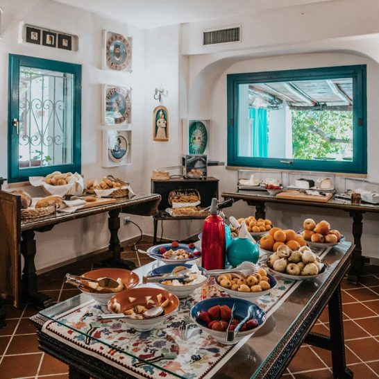 Su Gologone Experience Hotel Breakfast