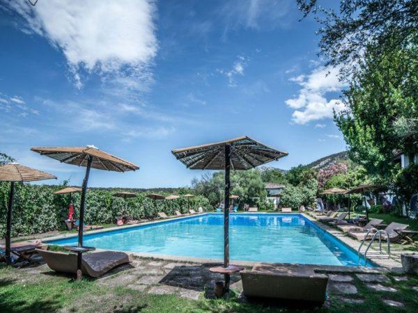 Su Gologone Experience Hotel, Oliena Pool