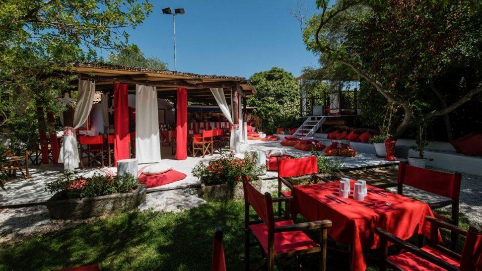 Su Gologone Experience Hotel, Oliena The Swimming Pool Gazebo Bar