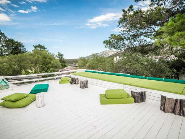 Su Gologone Experience Hotel, Oliena view