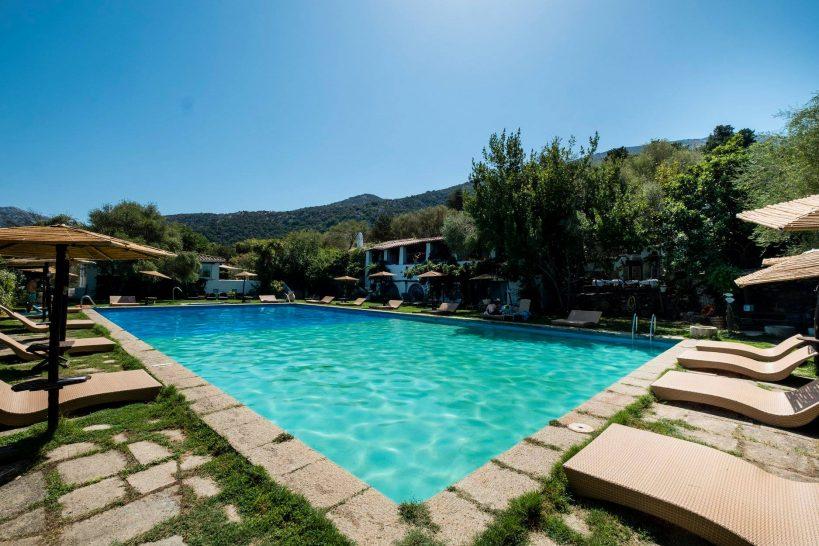 Su Gologone Experience Hotel Pool