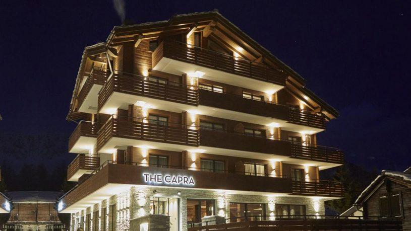 The Capra Hotel View